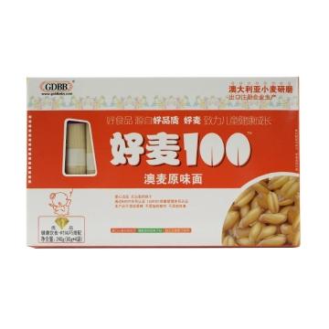 GDBB好麦100澳麦原味面240g儿童面条 婴幼儿辅食 营养添加剂