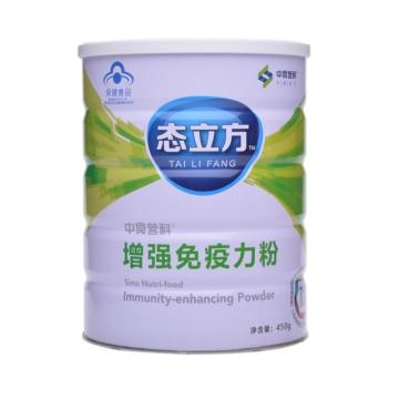 【健保通】中食营科 增强免疫力粉 450g*1罐