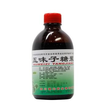 德辉 五味子糖浆 100ml【Y】