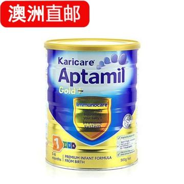 【澳洲直邮】 Aptamil/金装版爱他美900g1段*3 直邮商品 品质更好 让消费变得更放心