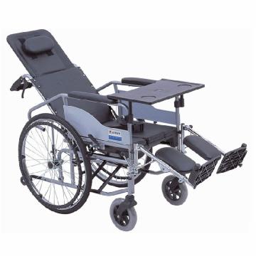 互邦钢管手动轮椅车