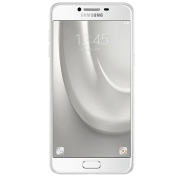 三星 Galaxy C5手机 (SM-C5000)全网通银色 4GB+64GB