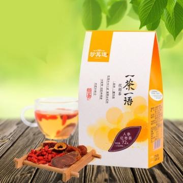 人参红枣茶72克(12克x6包)