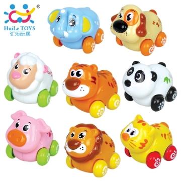 汇乐玩具 小淘气动物乐园 376 好玩有趣 模型玩具 培养宝宝多种能力