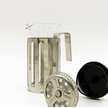 法压壶350毫升 家用法式滤压咖啡壶 耐热冲茶器 经典、简约