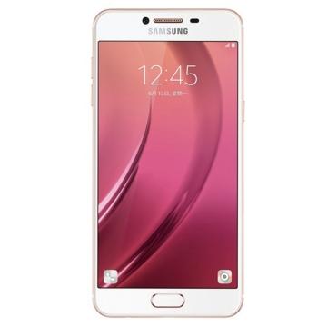三星 Galaxy C5手机 (SM-C5000)全网通蔷薇粉 4GB+32GB