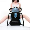 美国骇客TOUGHAGE 性爱椅枕二合一 性爱椅+多功能性爱枕or魔力三角枕