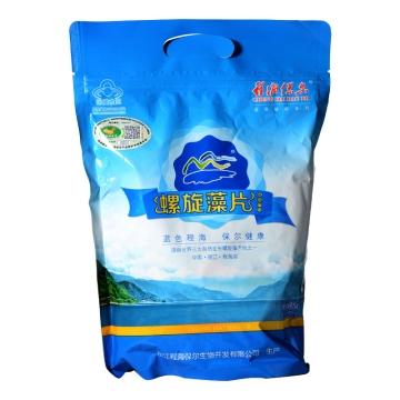 程海保爾螺旋藻片(袋裝) 450g(0.5g*90片*10袋)