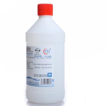 【瀚銀通、健保通】新潔爾滅消毒液 500ml(1%) 江西草珊瑚