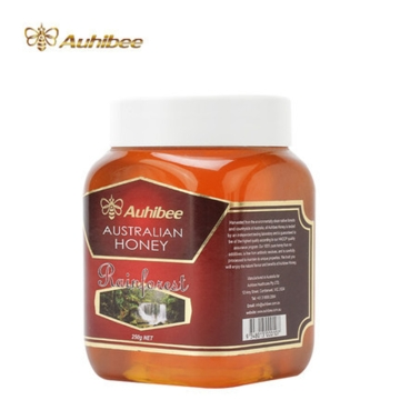Auhibee 澳碧 澳洲雨林 蜂蜜 250g
