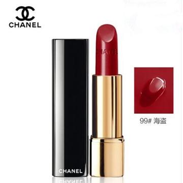 法国Chanel/香奈儿炫亮魅力丝绒唇膏口红持久#99