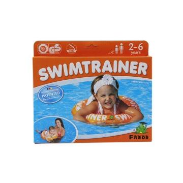 德国Freds swimtrainer游泳圈(2岁-6岁宝宝) 橙色