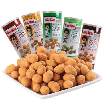 【员工加油站】泰国大哥花生豆 芥末味 230g