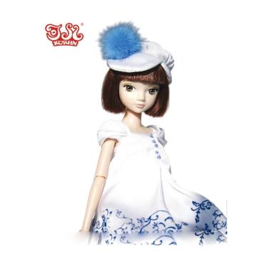 可儿 七周年特别版 3岁以上 1122 10cm*32cm*8cm 宝宝玩具