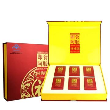 福牌 即食阿胶 核桃糕450g*盒