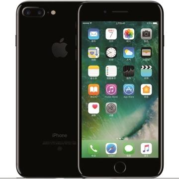 苹果手机iPhone7 Plus(A1661)国行版5.5英寸亮黑色行货128G