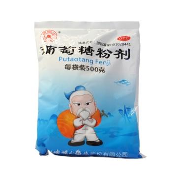 峨嵋山 葡萄糖粉剂 500g*1袋【Y】
