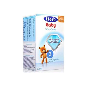 保税区发货 美素 现荷兰英雄 Hero 原装本土奶粉 3段 包邮 800G*2