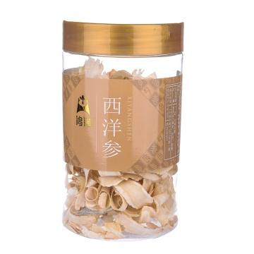 【健保通】西洋参 鸿翔(柳叶片)塑瓶45g 吉林