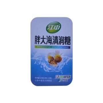 【健保通】江中 胖大海清润糖 2g*12粒