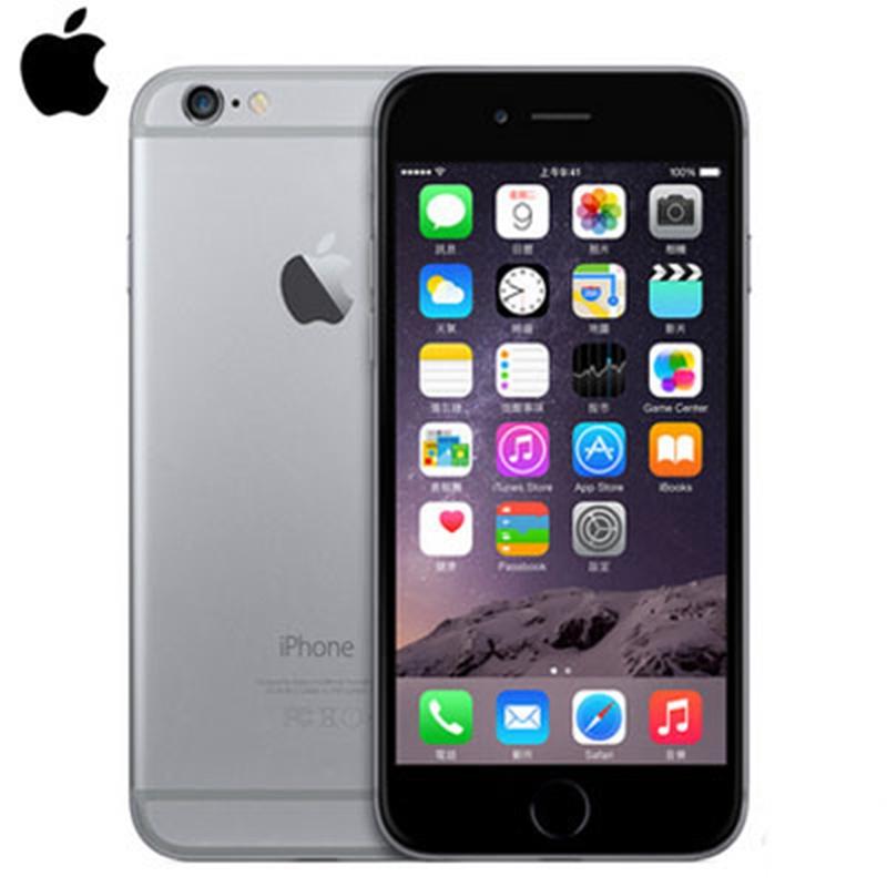 苹果手机 iphone6 主屏4.7英寸全网通双核16g 黑色