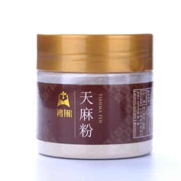 【瀚银通、健保通】天麻粉 鸿翔塑瓶120g 云南