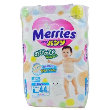 日本花王妙而舒嬰兒學步褲超特大號(XXL) 26枚