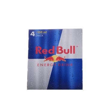 紅牛牌勁能飲料 250ml*4罐