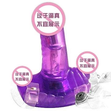 香港宝狮金牌欧标 无线紫晶遥控蝴蝶5代(升级版)远程遥控设计 可穿戴 隐藏私密情人