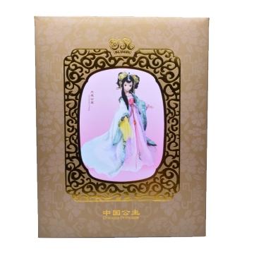 可儿 中国公主文成公主 9050 8岁以上 29cm 智能娃娃