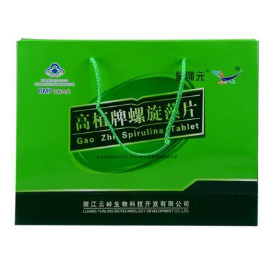 【健保通】星际元高植牌螺旋藻片 100g*3瓶