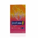 【瀚银通、健保通】杰士邦动感大颗粒天然胶乳橡胶避孕套 10只 泰国