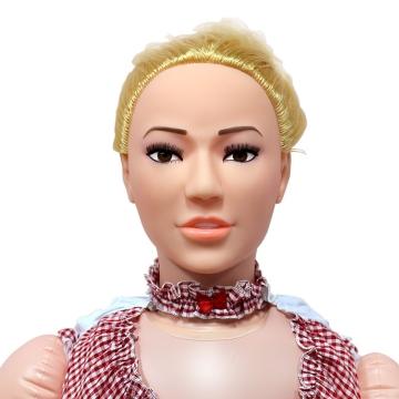 夏奇 半实体女教师格蕾充气娃娃