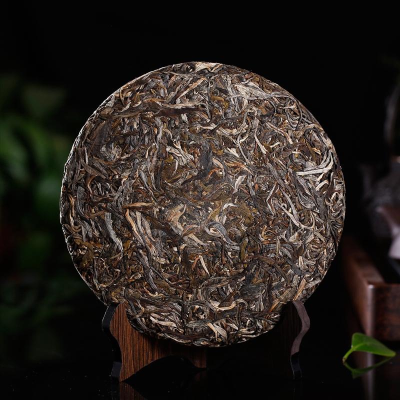 【第八城】冰岛普洱茶 生茶 古树纯料 高端500g饼茶 私人定制