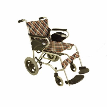 互邦铝合金手动轮椅车 HBL25