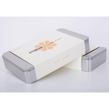 【胶源堂】玫瑰味 即食阿胶糕  500g 铁盒 东阿东盛阿胶产品