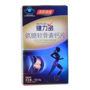湯臣倍健健力多氨糖軟骨素鈣片 183.6g(1.02g*180片)*1瓶