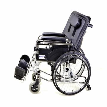 钢管手动轮椅车 HBg5-B