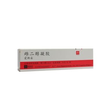 爱斯妥 雌二醇凝胶 0.06%*30g*1支【Y】