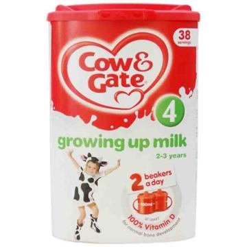 保税区发货 英国牛栏4段奶粉 包邮  800g