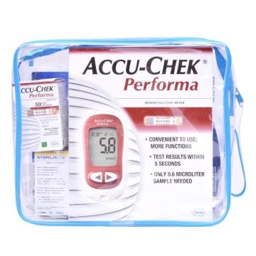 【健保通】罗康全卓越型血糖检测套装 ACCU-CHEK Performa(一套)