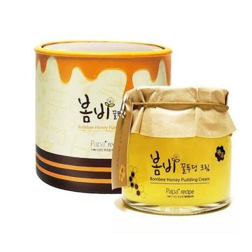 韩国Papa recipe 春雨蜂蜜布丁果冻面霜睡眠面膜 135ml