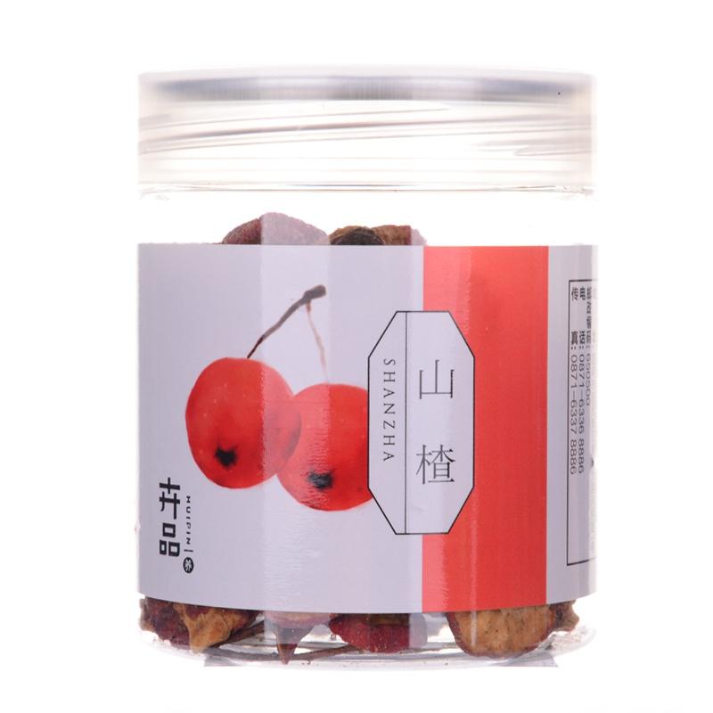 【瀚银通、健保通】山楂 卉品塑瓶80g 河北
