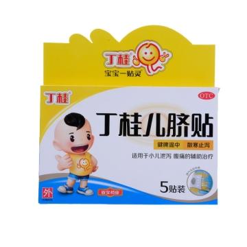 丁桂 丁桂儿脐贴 1.6g*5贴