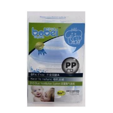 邦贝小象 广口PP奶瓶 婴幼儿奶瓶 喂养用品 0m+ BP1013 150ml