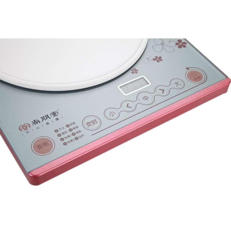 尚朋堂(sunpentown) ys-ic2105yd(g) 进口neg白板 触摸 双圈加热 电磁