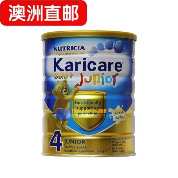【澳洲直邮】karicare/可瑞康金装婴幼儿奶粉4段 2岁以上 900g*3 包邮