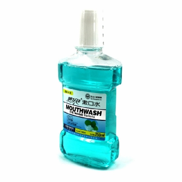 唯樂佳漱口水 柔和冰藍 250ml 日常護理系列抑菌性