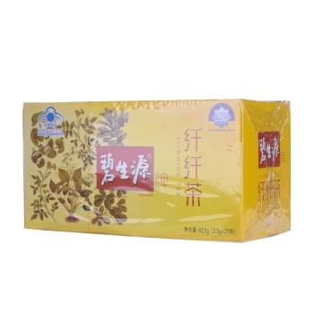碧生源牌纤纤茶 62.5g(2.5g*25袋)