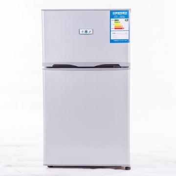 二门上冷冻 102l 冷藏冷冻箱